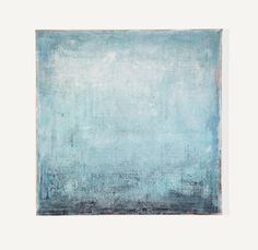 Truth 1 - Abstract original painting canvas 40x40cm retro, patina, vintage, texture, ocean, blue, grey, contemporary, modern, wall art by TheSoulfulHeart on Etsy https://www.etsy.com/uk/listing/294678651/truth-1-abstract-original-painting