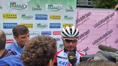Breakaway Group @breakawayru . @PuritoRodriguez before the race #Lombardia pic.twitter.com/PufanvtsjS