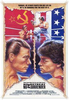 No retreat, no surrender (1986) Martial arts