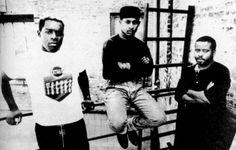 Kevin Saunderson, Derrick May, and Juan Atkins: The Belleville Three