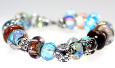 A Daydream Blossom Bracelet! Order this very limited edition bead at Trollbeads Gallery! http://www.trollbeadsgallery.com/daydream-blossom/