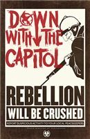The Hunger Games - Mockingjay - Down with the capitol.