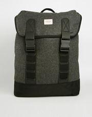 Farah Vintage Melton Backpack