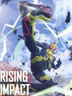 Kamen Rider Toys, Kamen Rider Series, Character Art, Character Design, Zero One, Lego Mecha, Wallpaper Naruto Shippuden, Mecha Anime, Meme Pictures
