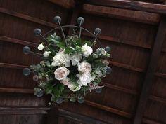 Flowers villa Ecetra Patrica Floral Wreath, Villa, Wreaths, Flowers, Home Decor, Floral Crown, Decoration Home, Door Wreaths, Room Decor