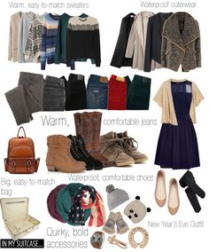 """Winter Vacation in Rome"" by sophiesb ❤ liked on Polyvore"
