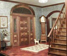 Amazing Dollhouse by fayzerplace.homestead.com