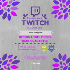Increase you Twitch Followers Infographic Customer Day, Twitch Streaming Setup, Girl Gamer, Streamers, Coloring Books, Infographic, Gaming, Advice, Game
