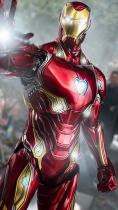 Iron Man Mark 50 4K IPhone Wallpaper - IPhone Wallpapers