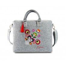 Filcowe, folkowe torby i torebki - Kokofolk