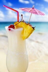 Caribbean Colada - Carnival Cruise Lines
