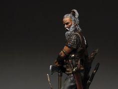 Germanic Warrior Germanic warrior