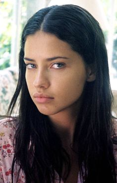my-soul-is-your-kleenex:theyloveadriana:Adriana Lima without makeup in the early 2000's, Adriana Lima without makeup last month. I was the 10 000th note oh my god