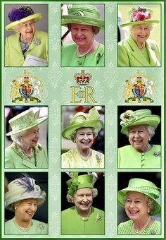Queen Elizabeth Wedding, Elizabeth Queen Of England, Queen Elizabeth Ii, King Queen Prince Princess, Queen Hat, Royal Queen, Royal Family Trees, Her Majesty The Queen, Elisabeth