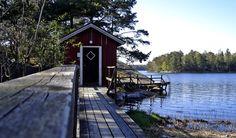 Sauna à Finnhamn