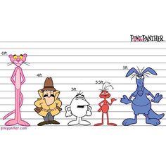La Pantera Rosa & amigos
