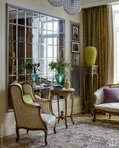 Интерьер квартиры в Москве в доме 1904 года: работа Натальи Гусевой | Admagazine | Интерьеры в журнале AD | AD Magazine