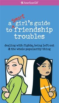 A Smart Girl's Guide to Liking Herself | Advice Books Library | Play at American Girl