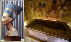 Does King Tut's tomb hold Queen Nefertiti's remains? #DailyMail