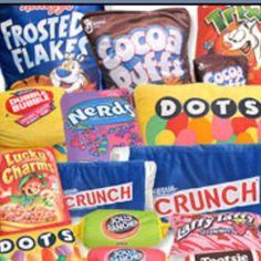 Candy pillows!                                                                                                                                                                                 More