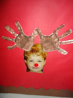 "Reindeer with writing prompt ""why I would be a good reindeer"""