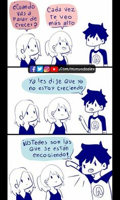 Ser o no ser esa es la cuestión. when you are going to stop growing every time I see you higher I already told you that I'm not growing you are the ones that are shrinking Haha Funny, Funny Memes, Oki Doki, Spanish Humor, Pinterest Memes, Teacher Humor, Life Memes, Funny Comics, Best Memes