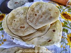 Imagen 0 How To Make Bread, Tacos, Ethnic Recipes, Breads, Food, Home, American Pancakes, Food Recipes, Cook
