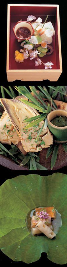 春筍。LOVE fresh bamboo shoots in the Spring. from An Evening of Kaiseki & Umami at the Metropolitan Museum