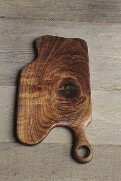 12. Black Walnut Cutting Board