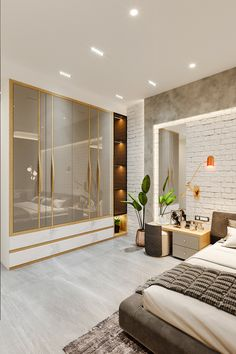 Luxury Living Room Design, Modern Luxury Bedroom, Bedroom Furniture Design, Modern Bedroom Design, Bed Furniture Design, Home Room Design, Modern Bedroom Interior, Interior Design Bedroom, Room Design Bedroom
