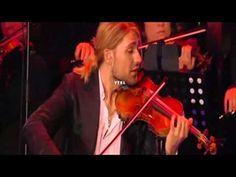 David Garrett Albinoni Adagio - YouTube