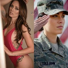 Here we share a new collection of ARMY WOMEN in and out of uniform. These are the 77 beautiful ARMY WOMEN looking gorgeous without uniform. Gorgeous Women, Amazing Women, Beautiful Body, Mädchen In Uniform, Female Soldier, Army Soldier, Military Girl, Military Women, Girls Uniforms