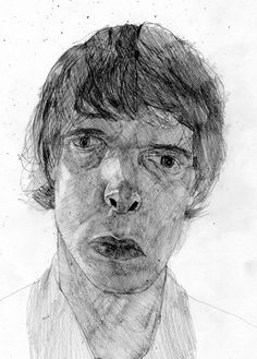 Self Portrait, Meirion Ginsberg