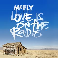 """""""Love Is On The Radio"""" by McFly was added to my Discover Weekly playlist on Spotify"""