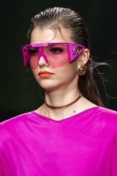 Versace at Milan Fashion Week Spring 2020 - Details Runway Photos