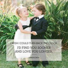 So cute. #Wedding #Quote