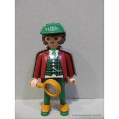 #playmobil Sherlock Holmes detective