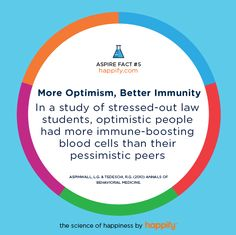 Optimism is Good for Your Health