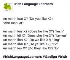 Irish Gaelic Language, Gaelic Irish, Gaelic Words, Scottish Gaelic, Irish Pride, Irish Celtic, Teaching Writing, Writing Help, Celtic Alphabet