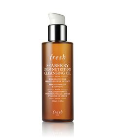 Seaberry Skin Nutritious cleansing oil, Fresh.