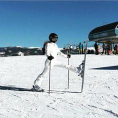 Kourtney Kardashian, Ciara, and other celebrities know how to look chic while skiing and snowboarding. Shop our picks. Burton Snowboard Pants, Ski And Snowboard, New Zealand Holidays, Snowboarding Outfit, Best Skis, Ski Vacation, Ski Gear, X Games, Burton Snowboards