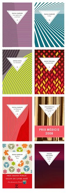 French Editions Zulma. Designer David Pearson.