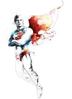 Superman David Despau