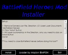 battlefield heroes.2017.currently undetected on.2 steam, dx9 mode ... about battlefield heroes.new battlefield heroes modundetected.