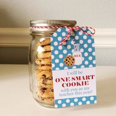 Hey, I found this really awesome Etsy listing at https://www.etsy.com/listing/194432800/printable-one-smart-cookie-tag-for