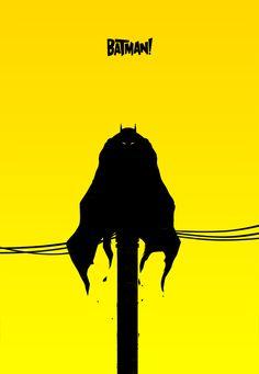 Batman by Adrian Iorga