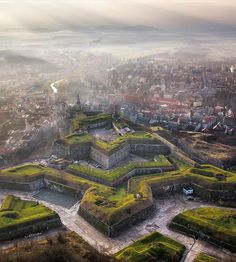 Star Fort, Walled City, World Cities, Fortification, Historical Architecture, World Heritage Sites, Poland, Medieval, Paisajes