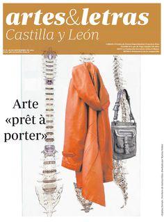 La Gran en ABC de las artes de Castilla y León, Noviembre 2011