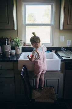 a daily something: Life With Littles   Housework & Chores