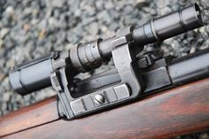 Deactivated Mauser Sniper Rifle - the infamous fitted with various scope configerations - Check this page for Deactivated Kar 98 Mauser Sniper Rifle! Airborne Ranger, K98, Gun Quotes, Closet Shoe Storage, Sniper Rifles, Hunting Guns, Military Guns, Rifle Scope, Pew Pew